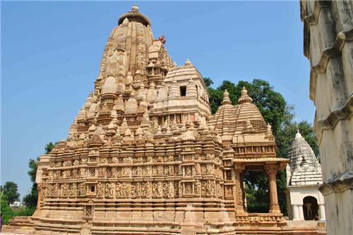 Golden Triangle with Khajuraho
