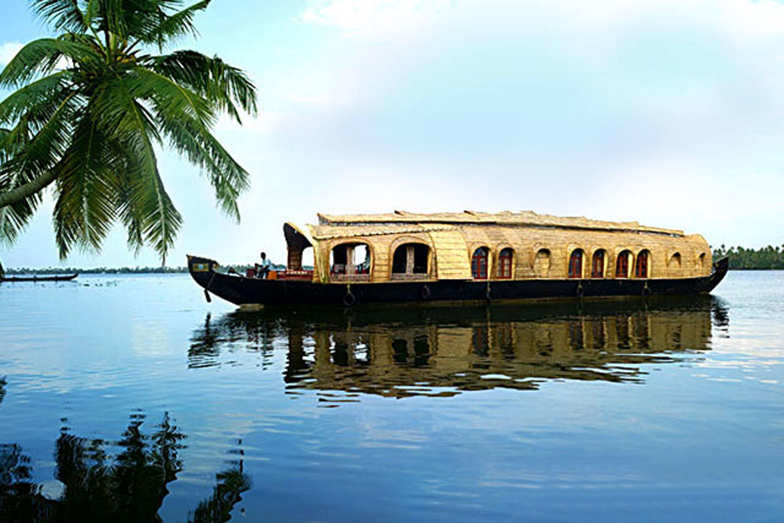 south india cultural tour with backwater