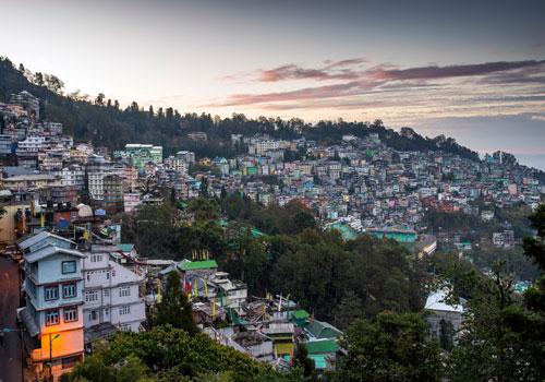 gangtok (3 night / 4 Days)
