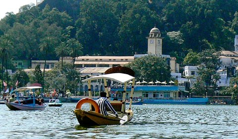 Udaipur  Mount Abu honeymoon tour package