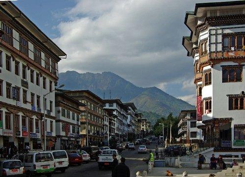 breathtaking scenery of bhutan
