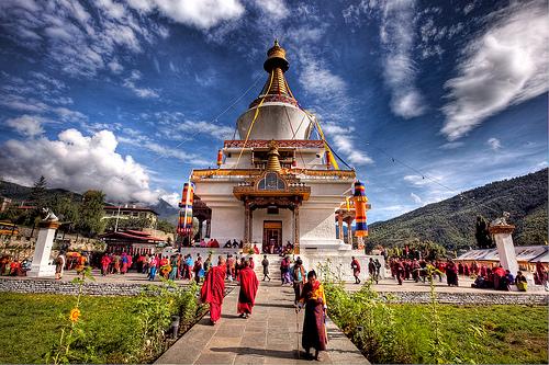 Bhutan Thimphu Paro Tour