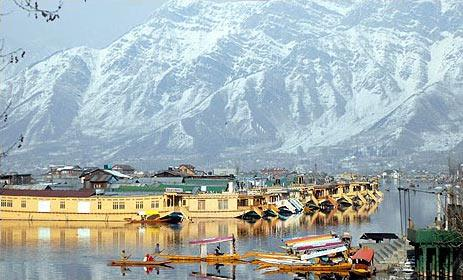 golden triangle tour with kashmir-srinagar
