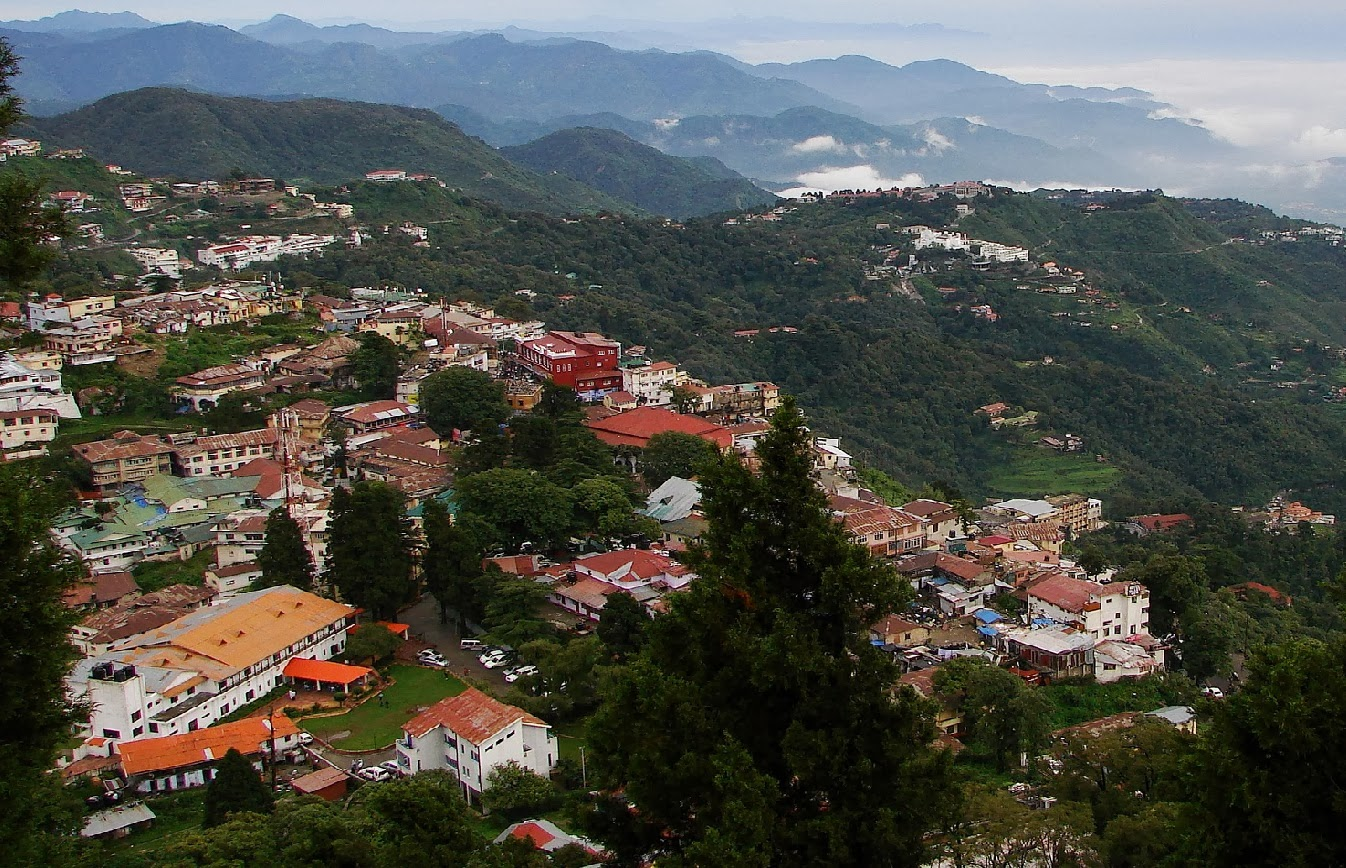 Mussoorie tour package