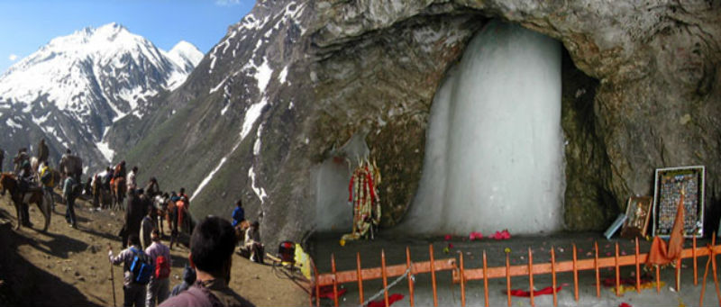 amarnath yatra package  by helicopter 3n/4d
