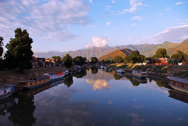 golden triangle tour with kashmir-srinagar